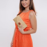 Yanna Clutch Orange