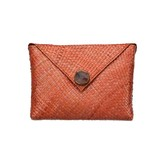 Krisha Clutch Orange