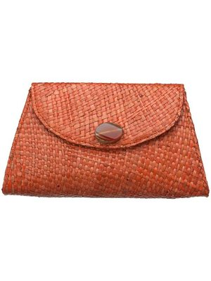 Jessa Clutch Orange