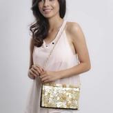 Linoya Clutch Gold