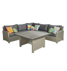 B7 Down Under Birdwood loungeset 265x265cm