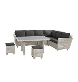 Casa Outdoor Fortaleza lounge- diningset