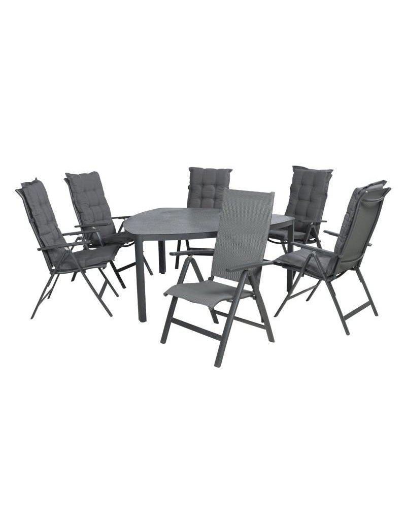 Garden Deals Lecce/Triangle Diningset
