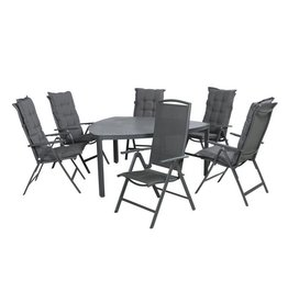 Garden Deals Rocky/Star Dining set Triangle
