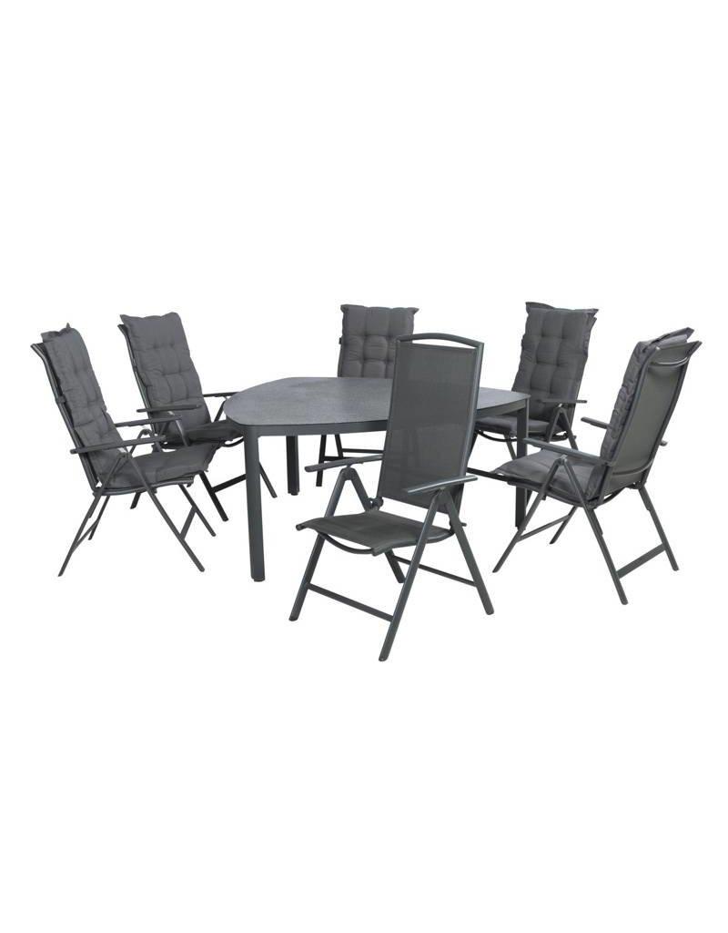 Garden Deals Rocky/Star Dining set Triangle