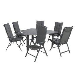 Garden Deals Rocky/Tumba Dining set Triangle