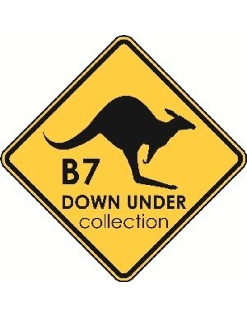 B7 Down Under Brisbane tuinset 7-delig