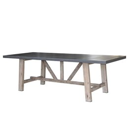 B7 Club collection Cote d'Azur Diningtable180X90 cm.