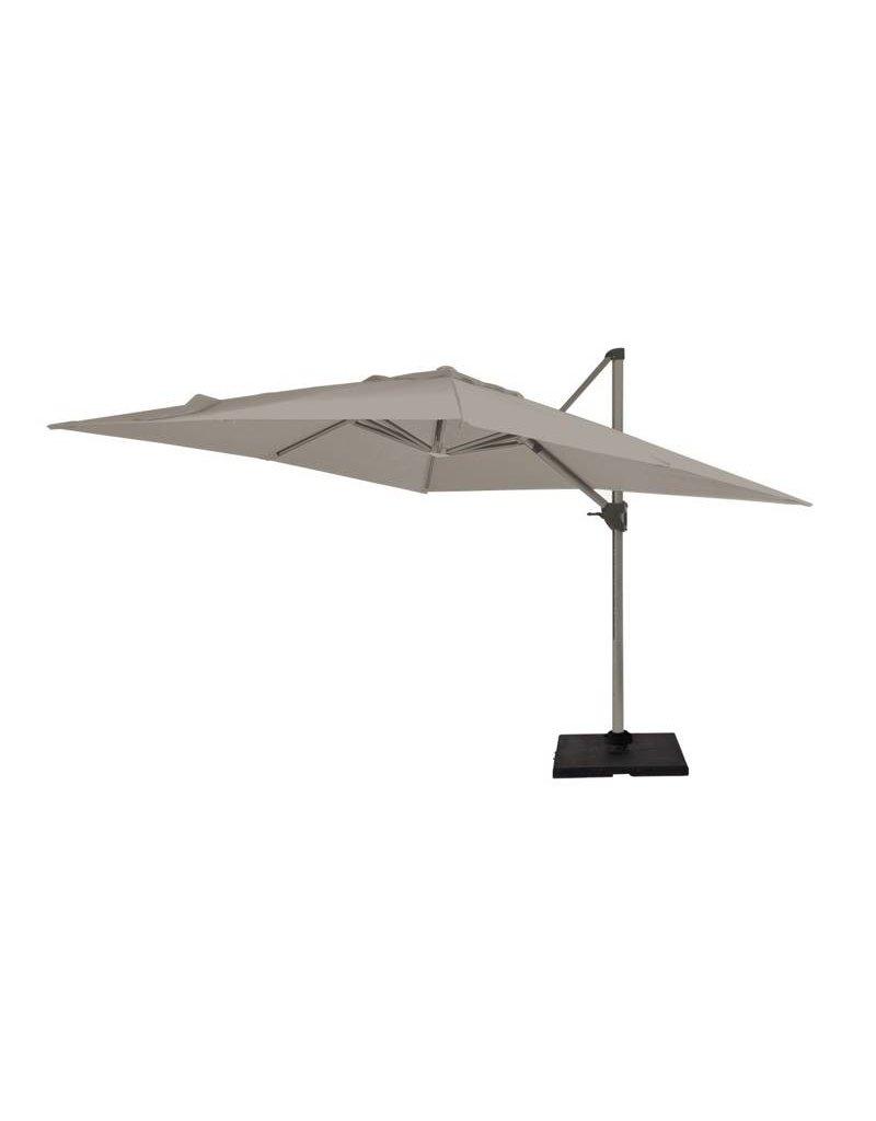 Beach7 Zweef Parasol Granada 300X300 cm.