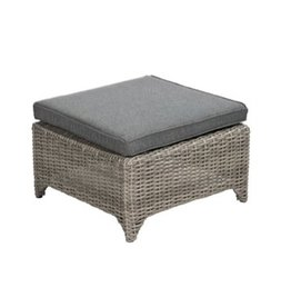B7 Down Under Adelaide footstool 60x60cm