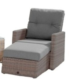 Casa Outdoor Loungechair Catania