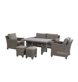 Casa Outdoor Rio Cosy lounge- diningset