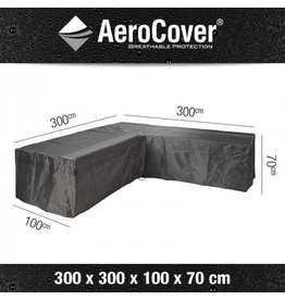 Areo Cover Beschermhoes L-shape 300X300X100XH70
