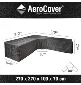 Areo Cover Beschermhoes L-shape/trapeze 270X270X100XH70