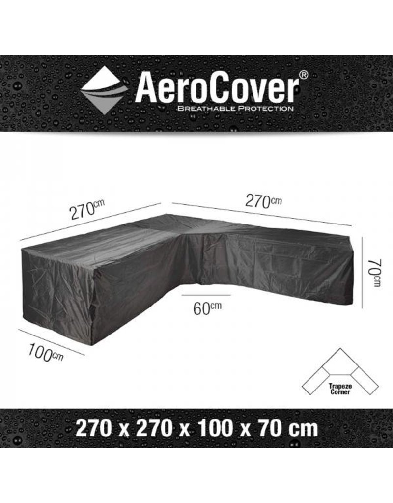 Areo Cover Aerocover L-shape/trapeze 270X270X100XH70