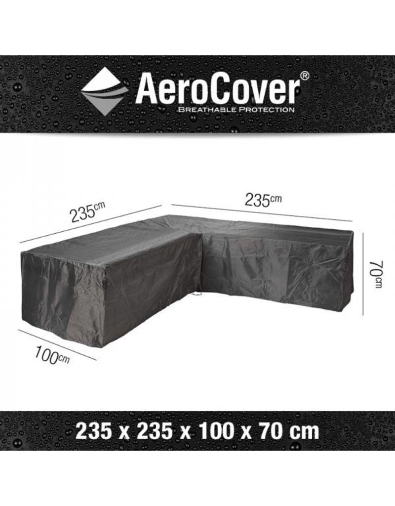 Areo Cover Aerocover L-shape 235X235X100XH70