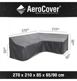 Areo Cover Beschermhoes L-shape 270X210XH90 right