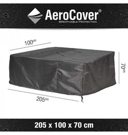 Areo Cover Beschermhoes 205X100XH70