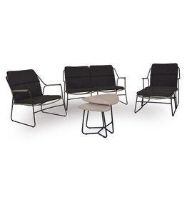 4 Seasons Outdoor Scandic 6-dlg Loungeset