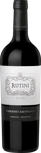 Rutini Cabernet Sauvignon, 2013, Mendoza, Argentinië, Rode Wijn