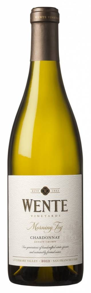Wente Morning Fog Chardonnay, 2016, California, Verenigde Staten, Witte Wijn