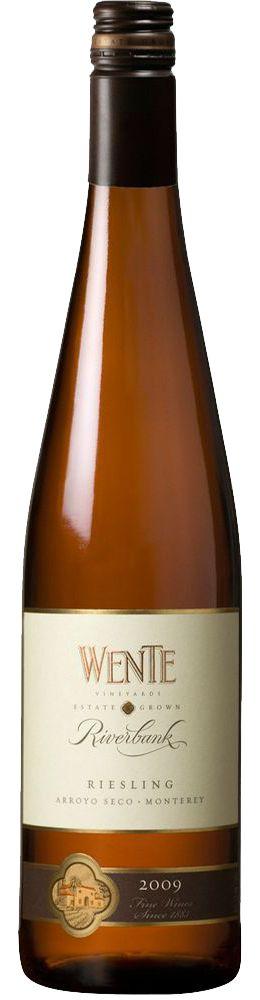 Wente Riverbank Riesling, 2014, California, Verenigde Staten, Witte Wijn