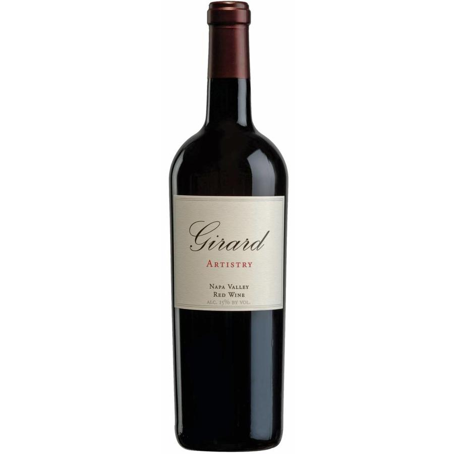 Girard Winery, Artistry, 2012, California, Verenigde Staten, Rode Wijn