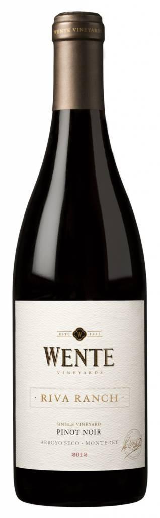 Wente Riva Ranch Pinot Noir, 2014, California, Verenigde Staten, Rode Wijn