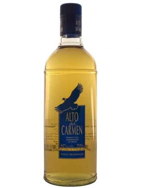 Alto del Carmen Pisco 40%, Chili, Distillaat