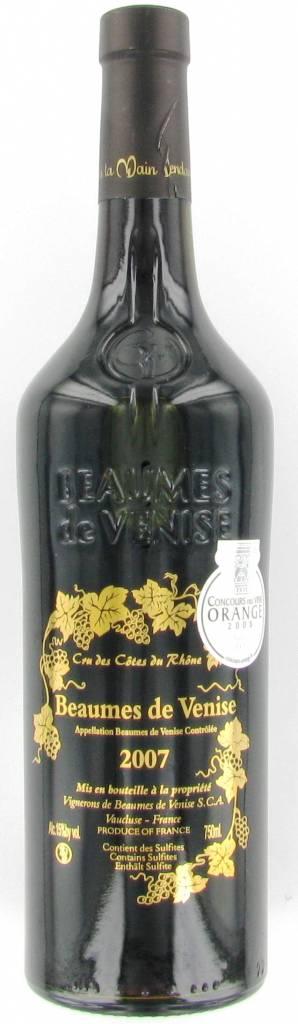 Vignerons de Beaumes de Venise Carte Noire, 2011, Rhône-Vallei, Frankrijk, Rode Wijn