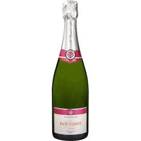 Andre Goutorbe Brut Tradition 375ml, Champagne, Frankrijk, Mousserende Wijn