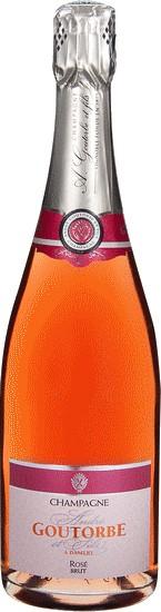 Andre Goutorbe Brut Rosé, Champagne, Frankrijk, Mousserende Wijn