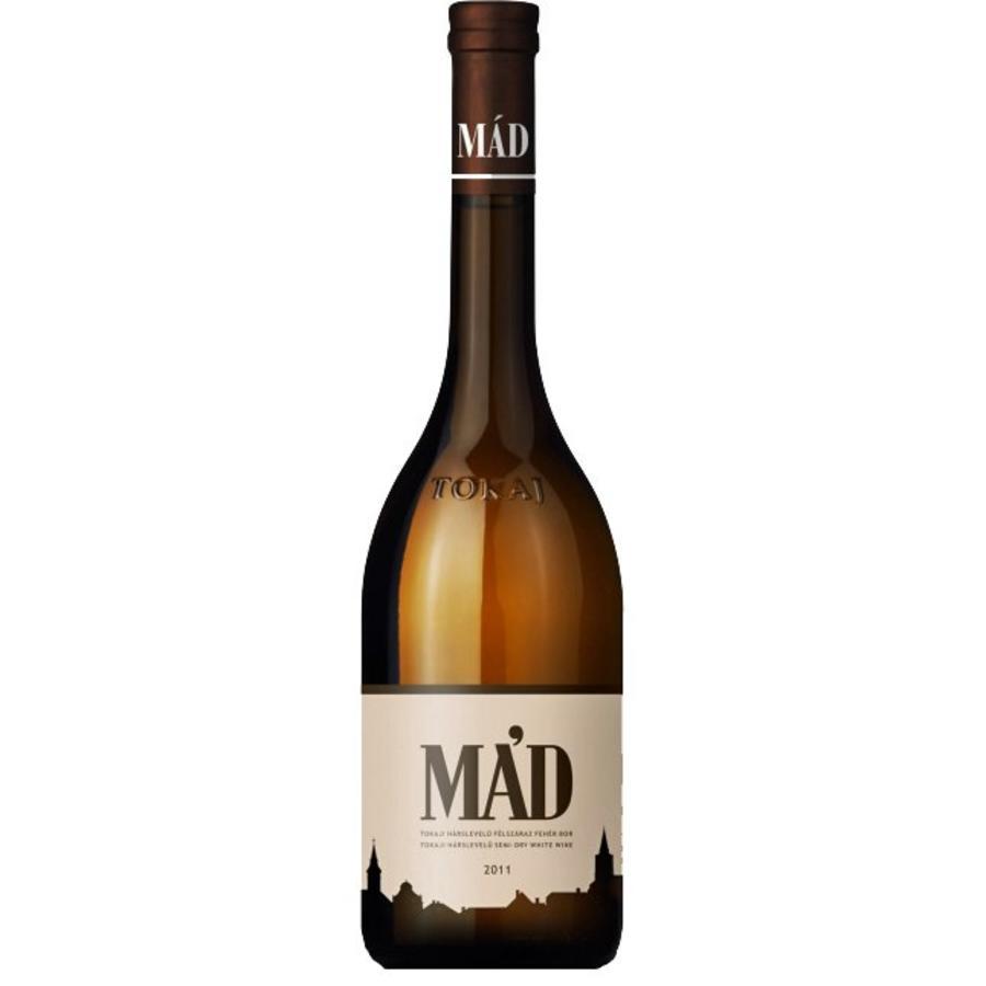 Szent Tamás, Mad Late Harvest 375ml, 2013, Tokaj, Hongarije, Dessert Wijn