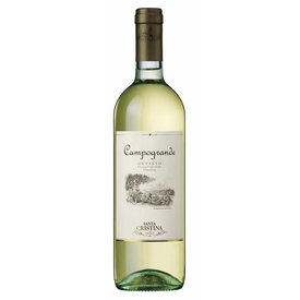 Santa Cristina Campogrande Orvieto Classico, 2015, Umbrië, Italië, Witte Wijn