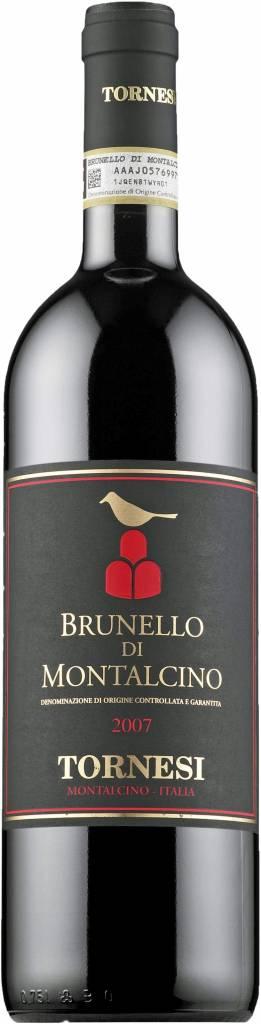 Tornesi Brunello di Montalcino Riserva 3 liter, 2010, Toscane, Italië, Rode Wijn