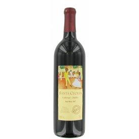 LA Cetto Santa Cecilia Cabernet Malbec, 2015, Baja California, Mexico, Rode Wijn