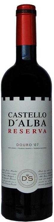 Castello D'Alba Tinto Reserva Magnum Geschenkkist, 2012, Douro Vallei, Portugal,