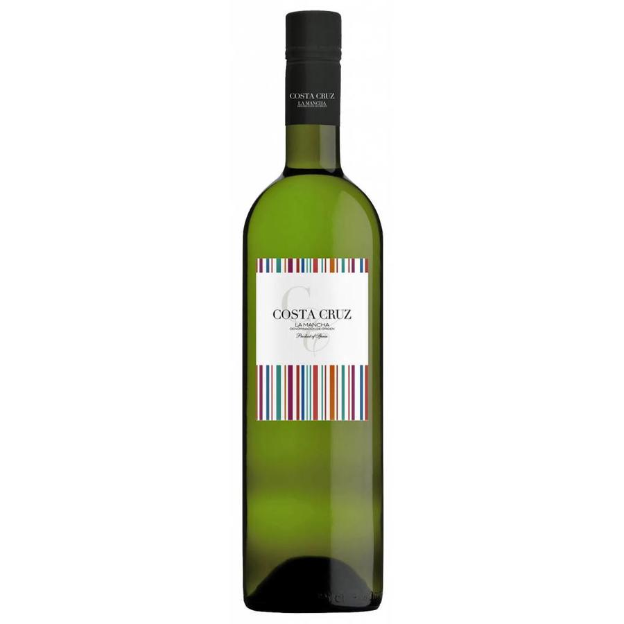 Verdejo Sauvignon Blanc, 2015, Castilla-La Mancha, Spanje, Witte Wijn