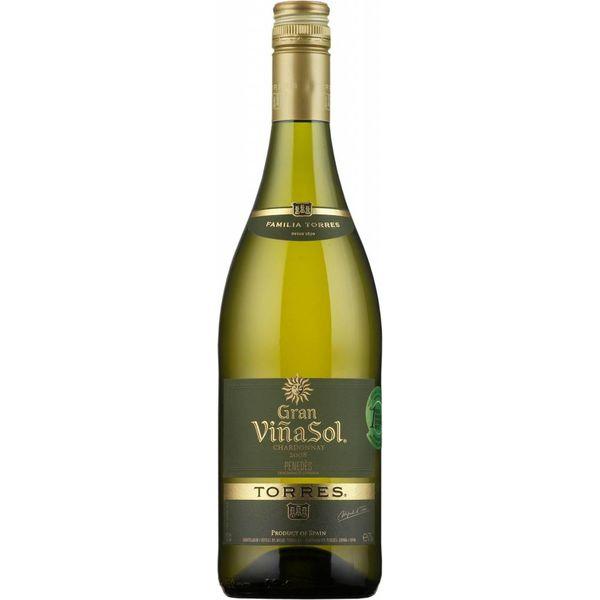 Torres Gran Vina Sol Chardonnay, 2014, Catalonië, Spanje, Witte Wijn