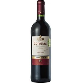 Torres Coronas Tinto 375ml, 2012, Catalonië, Spanje, Rode Wijn