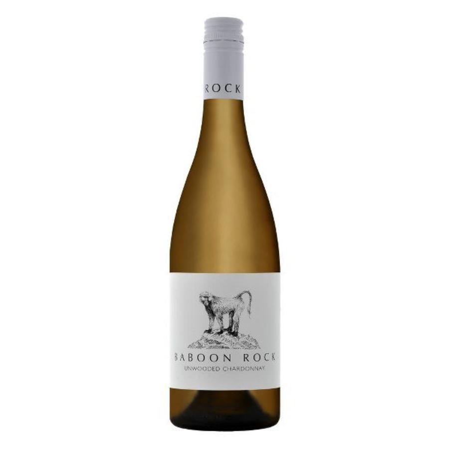 La Petite Ferme, Baboon Rock Unwooded Chardonnay, 2017, Stellenbosch, Zuid-Afrika, Witte Wijn