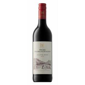 Oude Heerengracht Kaapse Rooi, 2015, Westkaap, Zuid-Afrika, Rode Wijn