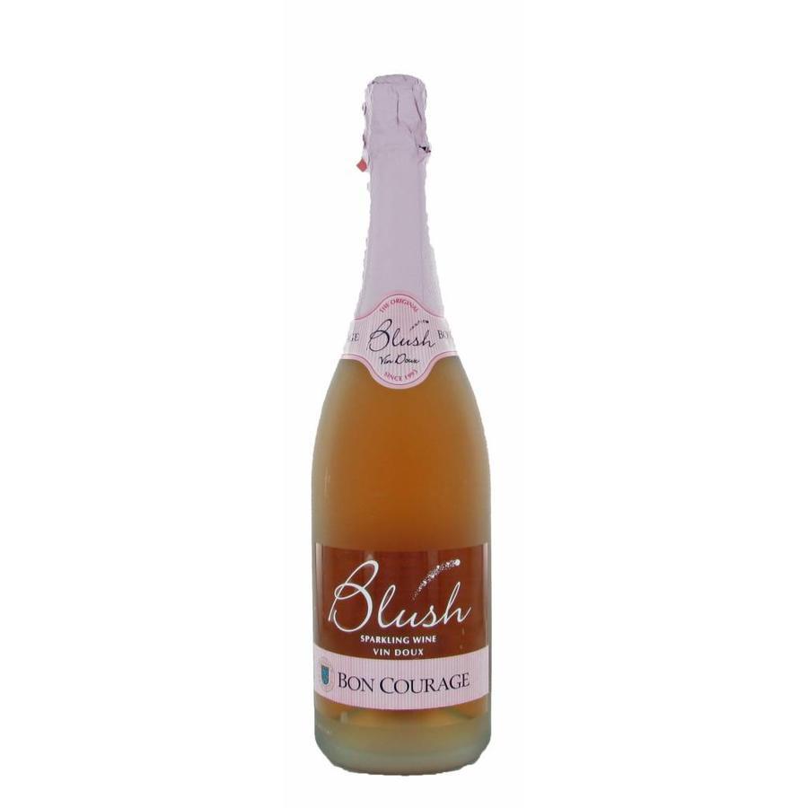 Bon Courage, Blush Sparkling Rosé Muscadel Vonkelwijn, Robertson, Zuid-Afrika, Mousserende Wijn