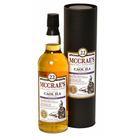 Littlemill Whisky McCrae's 26 years, Lowlands, Groot-Brittanië, Distillaat