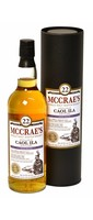 Whisky McCrae's 26 years, Lowlands, Groot-Brittanië, Distillaat