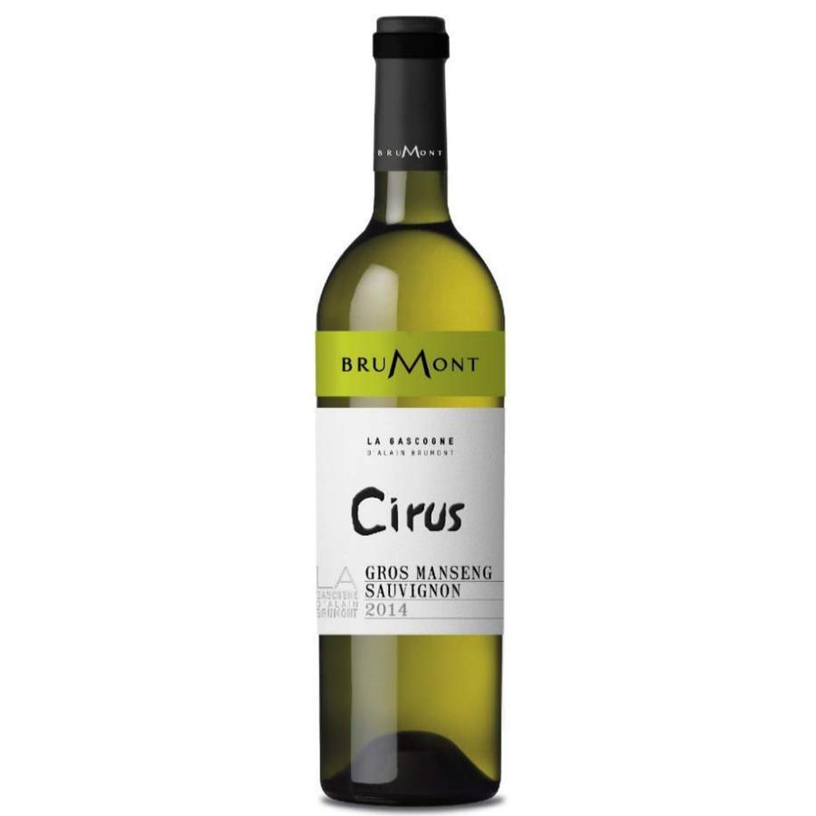 Alain Brumont Cirus, 2017, Gros Manseng Sauvignon Blanc, Côtes de Gascogne, Zuid West Frankrijk, Witte Wijn
