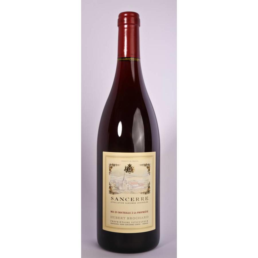 Hubert Brochard Sancerre Vintage 375ml, Pinot Noir, Sancerre, Loire, Frankrijk, Rode Wijn