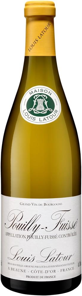Maison Louis Latour Pouilly Fuisse, Frankrijk, Witte wijn, 2014