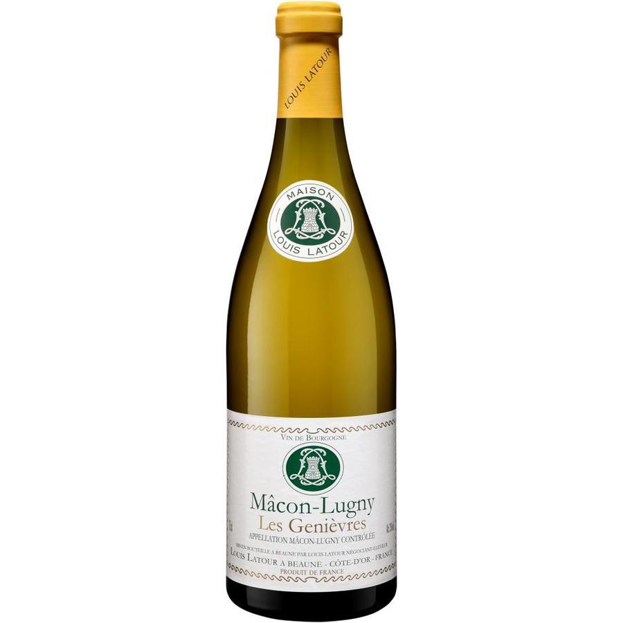 Maison Louis Latour Macon Lugny Les Genièvres, 2016, Chardonnay, Mâconnais, Bourgogne, Frankrijk, Witte Wijn