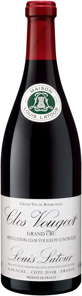 Maison Louis Latour Clos Vougeot Grand Cru, 2011, Rode Wijn